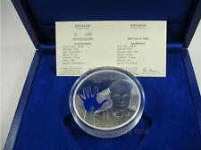 """Frankreich 2012: 100 Euro """"Yves Klein"""" 10 Unzen Silber PP"""