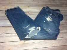 Abercrombie & Fitch Distressed Jeans Size: 10