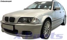 für BMW E46 m 3 look Design stoßstange vorne M3 limo + Touring Neu Schwarz Neu
