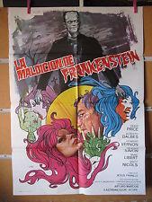 A3206 La maldición de Frankenstein Jesús Franco (AKA Jess Franco)