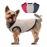 Winter Dog Jacket Coat Warm Cotton Clothes for Pets Dogs Puppy French Bulldog