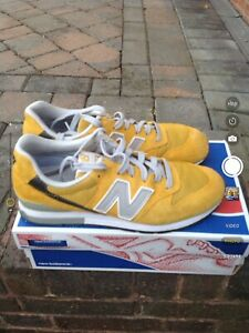 New Balance  MRL996 AY UK8 Yellow