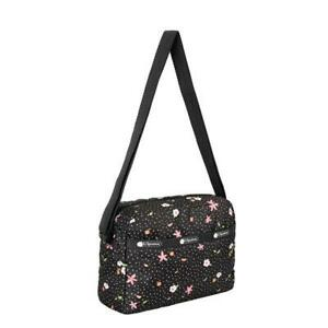 LeSportsac Classic Collection Daniella Crossbody Bag in Fruity Petals NWT