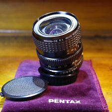 SMC Pentax A 24-50mm f4 good light haze