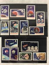 Rumänien Space Raumfahrt Weltraum 1965, postfrisch