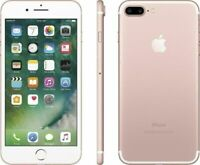 Factory Unlocked iPhone 7 Plus 128GB Rose Gold (CDMA+GSM) - Grade A