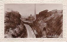 Railway Line, Tunnel, & Chimneys, Glen, WATERFOOT, Lancashire RP