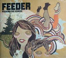 Feeder - Pushing The Senses (Ltd. Edition CD+DVD 2005)BRAND NEW (NOT SEALED)