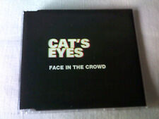 CAT'S EYES - FACE IN THE CROWD - 2 TRACK PROMO CD SINGLE