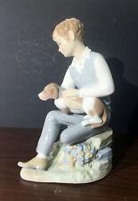 "Zaphir Spain ""Howie'S Dog"" Figurine / Retired"