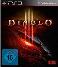 Sony PS3 Playstation 3 Spiel ***** Diablo 3 III *************************NEU*NEW