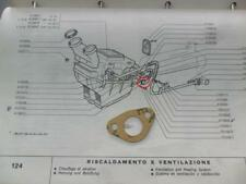 GUARNIZIONE TUBO ACQUA FIAT 124 131 TAKO 5960500 OE 4129819