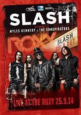 Live At The Roxy 25.9.14 (2015), Neu OVP, DVD