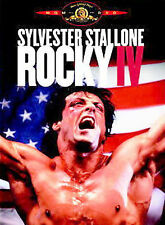 Rocky Iv Dvd Sylvester Stallone(Dir) 1985