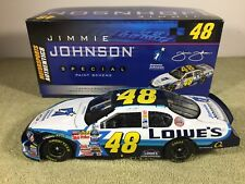 2006 Action MA JIMMIE JOHNSON #48 JJ Foundation Lowes Chevy Diecast Nascar 1/24
