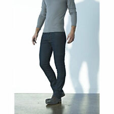 Pantaloni blu per motociclista jeans