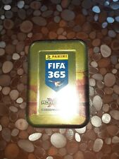 FIFA 365 Adrenalyn xl 2017 Panini tin box SIGILLATO nuovo