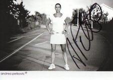 Autogramm - Andrea Petkovic (Tennis)