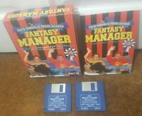 David Baddiel & Frank Skinner - FANTASY MANAGER COMMODORE AMIGA Game Football