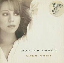 Mariah Carey - Open Arms CD Card Sleeve
