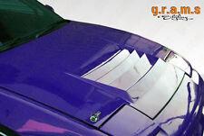 D-Max Style Bonnet Hood Vent Vents S13 S14 S14A S15 R32 R33 R34 v7