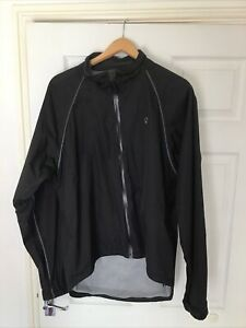 Bontrager Black XL Waterproof Cycling Jacket