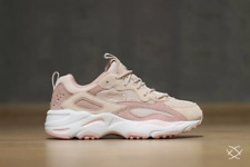 SIZE 6.5 - Women's FILA Ray Tracer (Mauve Morn / Silver Pink / Peach Whip)