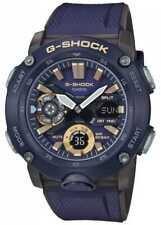 Casio   G-Shock Koolstof Kern Wereld Tijd   GA-2000-2AER Horloge