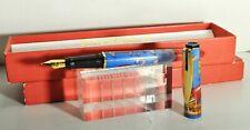 Waterman Jules Verne fountain pen vintage boxed