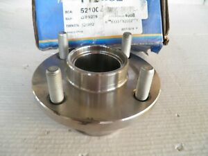 521002 WHEEL BEARING & HUB rear assembly 2001-07 Ford Focus
