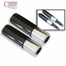 """Shock Absorber Cover set to Suit BSA A65 1962-1969 13.4"""" Shocks"""