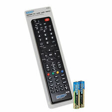 HQRP Remote Control for Panasonic TC-32LX600 TH-42PX60U PT-44LCX65 PT-50DL54 TV