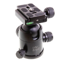 Pig Iron BH-1V Pro Tripod Ball Head with Quick Release. 8kg Load. 5yr Warranty.