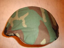 Orig. Army Individual Countermine PASGT Helmet with Soft Inlay Cover Minensuche