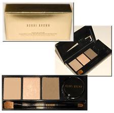 Bobbi Brown - Satin & Caviar Eye Shadow & Long Wear Gel Eyeliner Palette *NEW