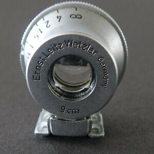 LEICA 9cm Viewfinder, Sucher 90mm  Ernst Leitz  Wetzlar Germany