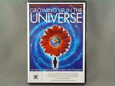 Richard Dawkins Growing Up In The Universe DVD Region 4 Documentary
