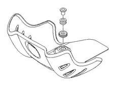 Bmw de protección de motor (aluminio) f650gs/f650gs dakar/g650gs/g650gs sertao