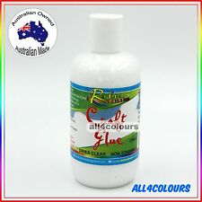 250ML OZ Made NON TOXIC Craft Glue ACID FREE adhesive Non Staining Water Base