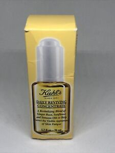 Kiehls Daily Reviving Concentrate 1.7 oz/ 50 ml NIB