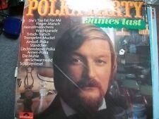 James Last,  Polka Party , VG/VG, LP