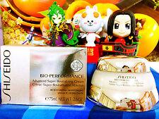 Shiseido BIO-PERFORMANCE Advanced Super Revitalizing Cream 50ml /1.7OZ NIB Authe