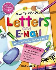 Letters and E-mail (Qeb How to Write...)-ExLibrary