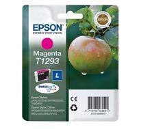 T1293 ORIGINALE MAGENTA INCHIOSTRO PER EPSON OFFICE B42W