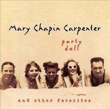 "MARY CHAPIN CARPENTER, CD ""PARTY DOLL AND OTHER FAVORITES"" NEW SEALED"
