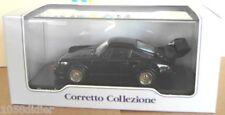KYOSHO 3174BK Voiture Miniature PORSCHE 934/5 Noir Grand Aileron 1/43 neuf