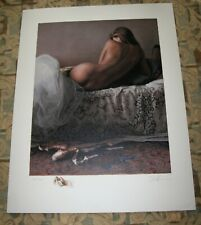 Douglas Hofmann 'Satin Slippers' Limited Edition Lithograph 240/275 -LAST CHANCE
