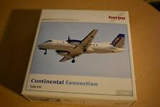 Herpa Continental Connection Saab 340 N356CJ 1/200 Scale 553469 NEW IN BOX