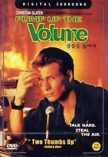 Pump Up the Volume (1990) New Sealed DVD  Allan Moyle