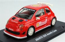 NSR 1124 Fiat Abarth 500 Assetto Corse Slot Car 1/32